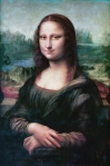 The Mona Lisa restiored
