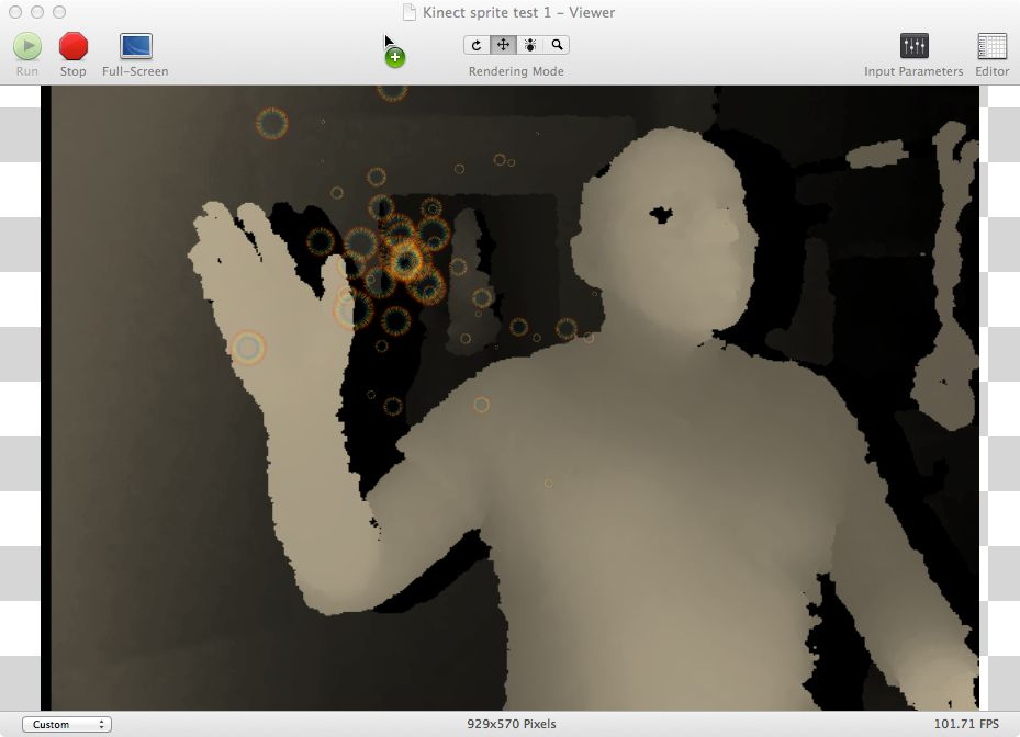 Using Kinect with a mac Book Pro | Interactive Intentions